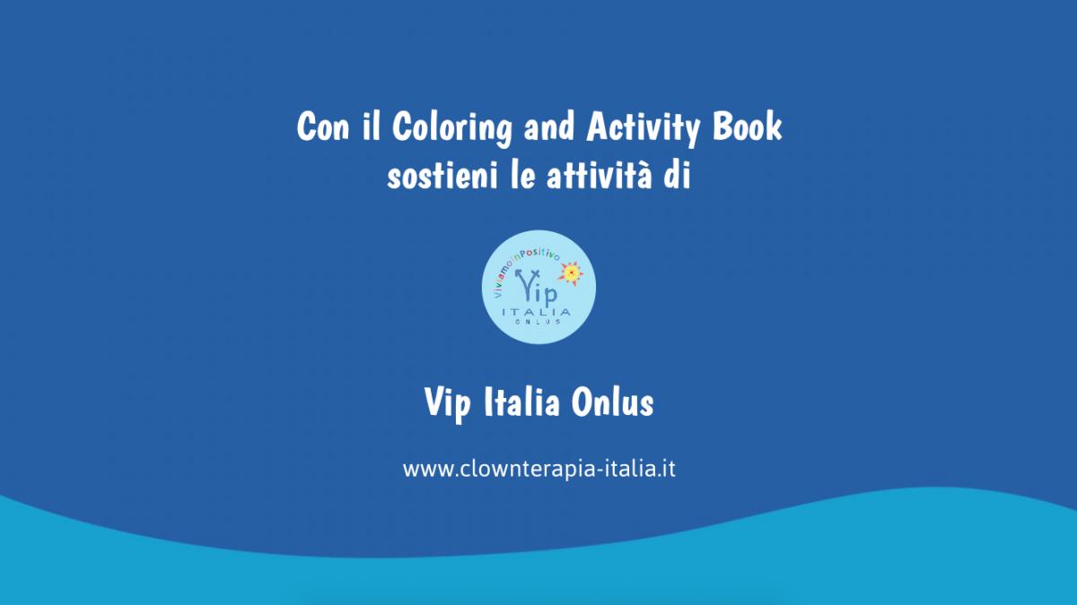 Pingu's English sostiene <span>Vip Italia Onlus</span>