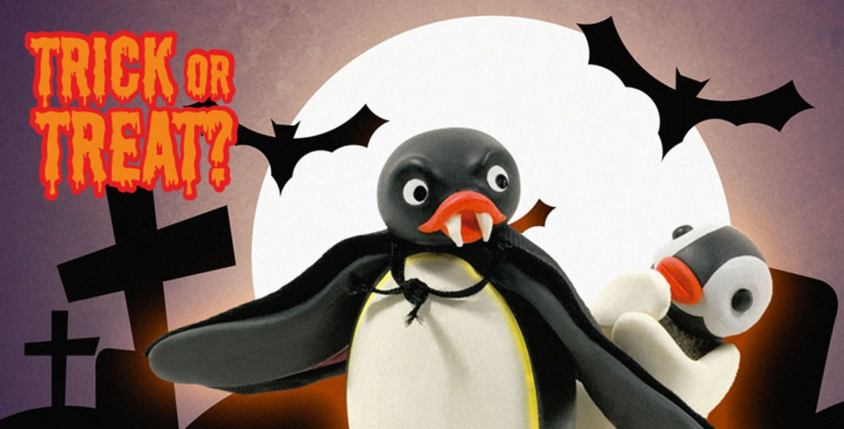 <span>Festeggia Halloween</span> con Pingu's English