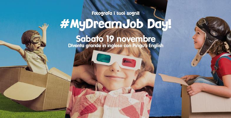 #MyDreamJob <span>Day</span>