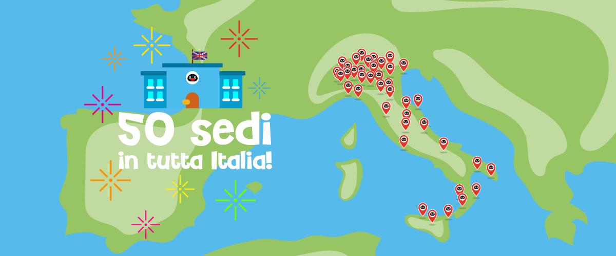 Pingu's English Italy: <span>nuove aperture</span>