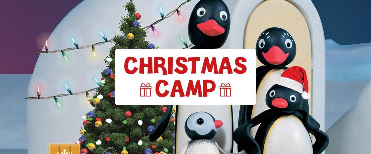 <span>Christmas Camp</span> 2018