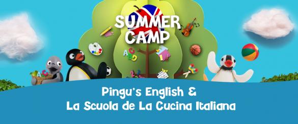 Pingu's English & La Scuola de La Cucina Italiana