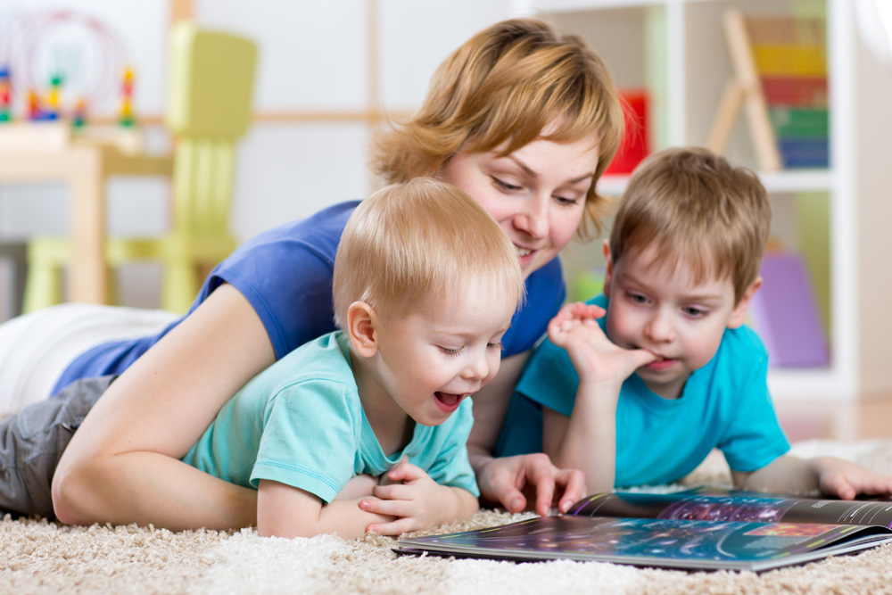 Consigli su come <span>educare bambini bilingui</span>