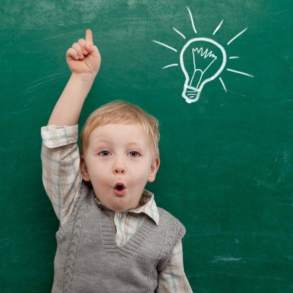 Insegnare l'inglese ai bambini della scuola materna