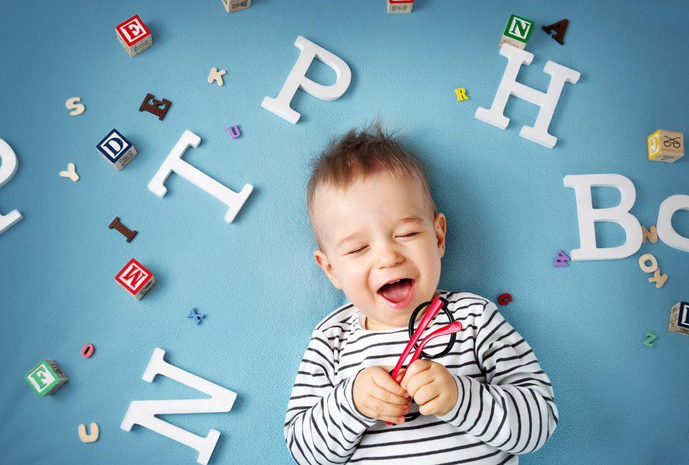Per i bambini dell'asilo nido <span>l'inglese può essere un gioco</span>