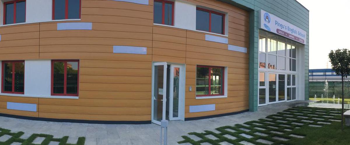 Inaugurazione della <span>Pingu's English School a San Giuliano Milanese</span>