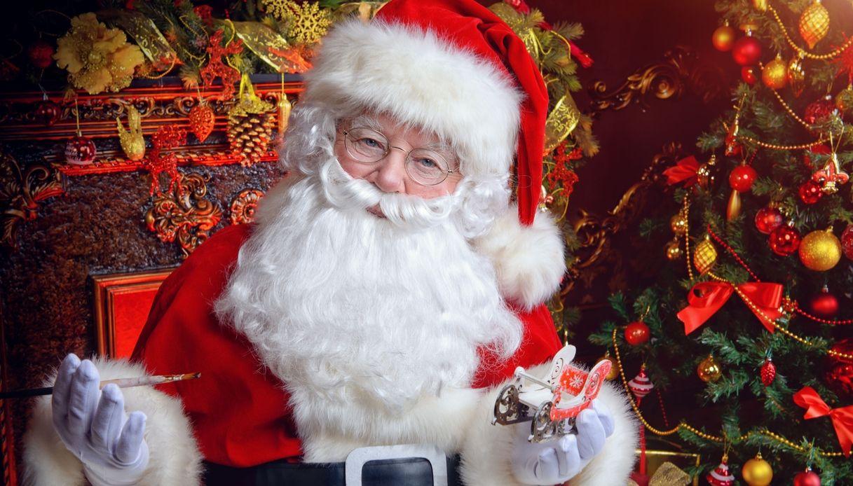 Babbo Natale Quando E Nato.La Storia Di Babbo Natale E Delle Sue Renne Volanti