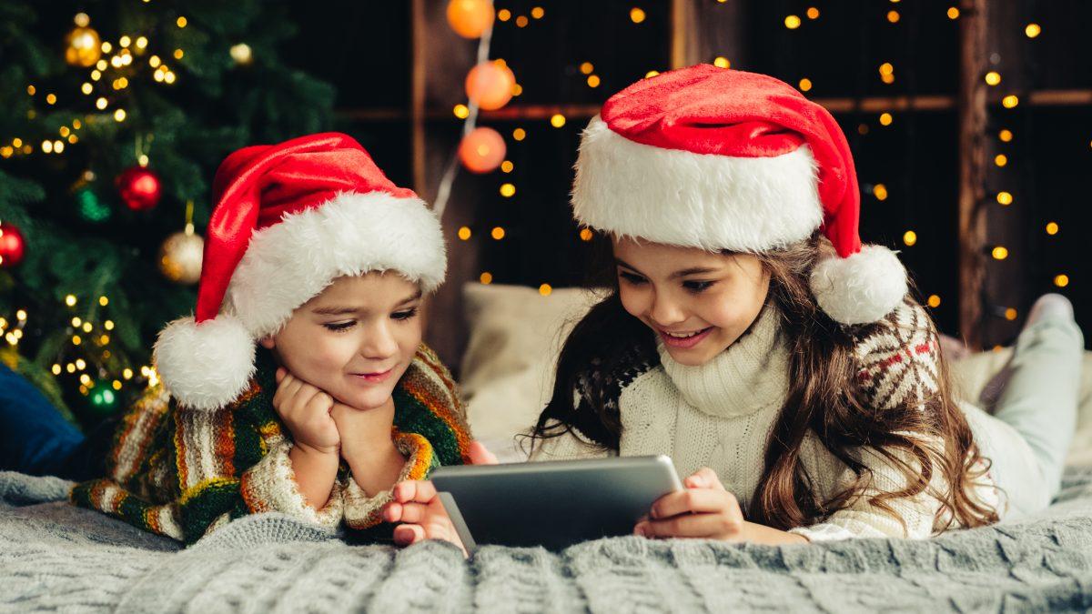 <span>Canzoncine e brevi filastrocche in inglese</span> legate al periodo natalizio