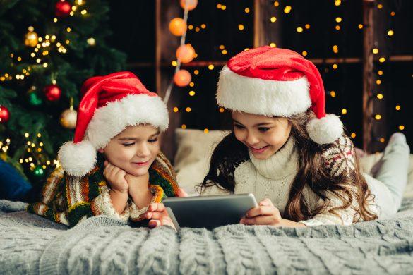 Canzoncine e brevi filastrocche in inglese legate al periodo natalizio