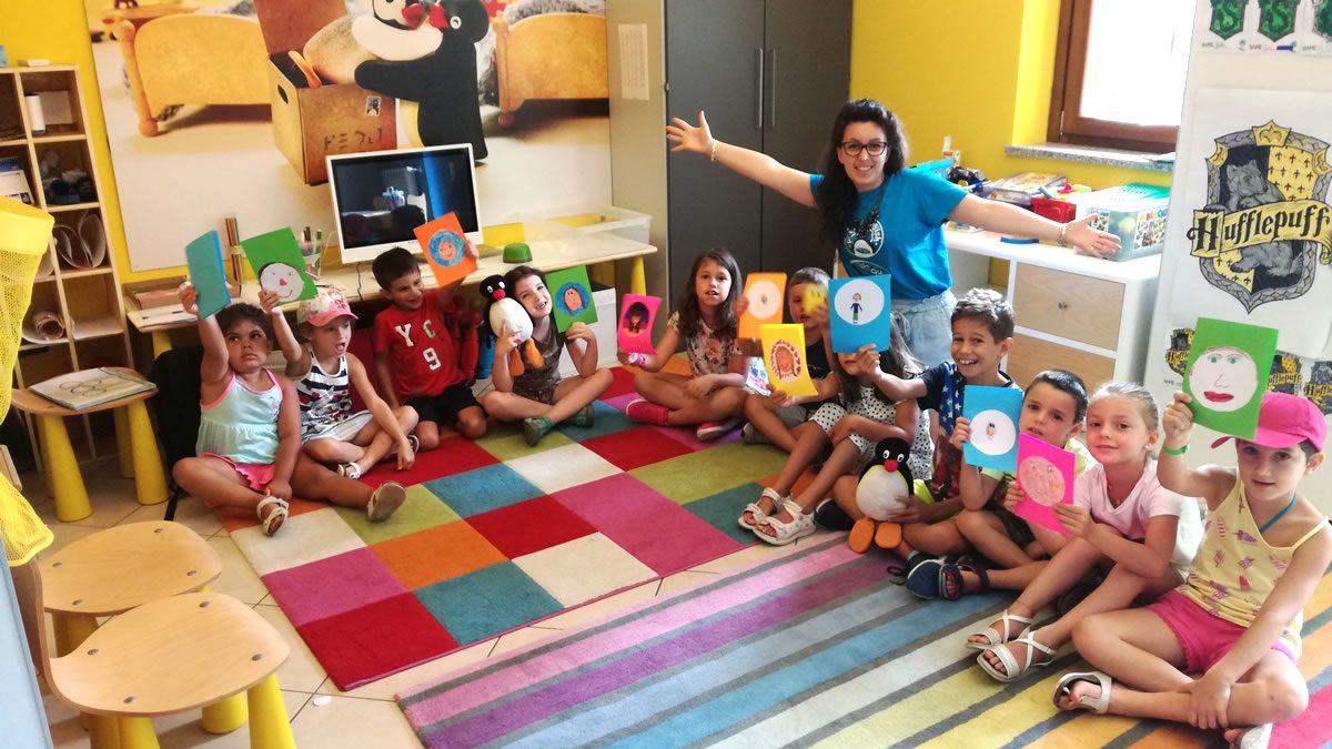La scuola Pingu's English di <span>Capriate e Dalmine</span>