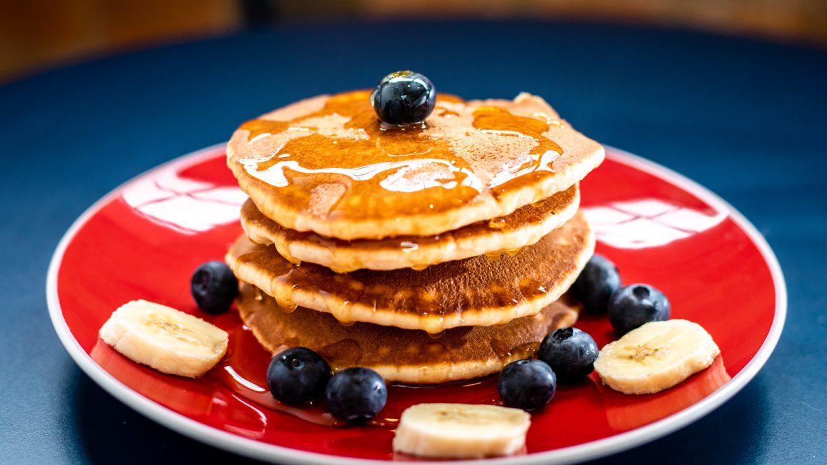 In cucina con Pingu: <span>i pancake</span>