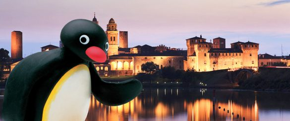 Pingu's English Mantova