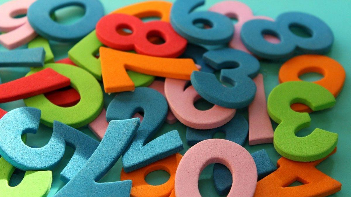 Insegnare ai bambini <span>i numeri da 1 a 20 in inglese</span>