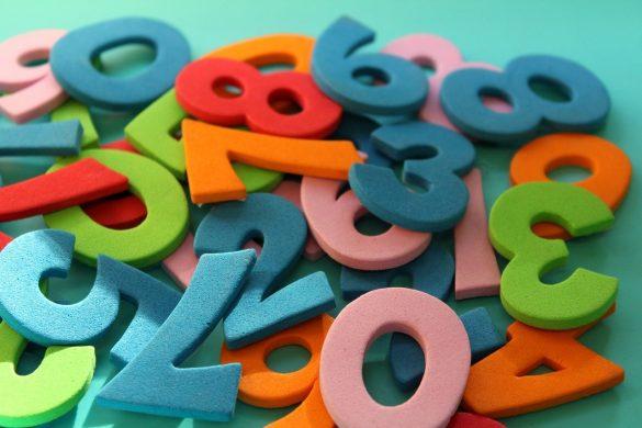 Insegnare ai bambini i numeri da 1 a 20 in inglese