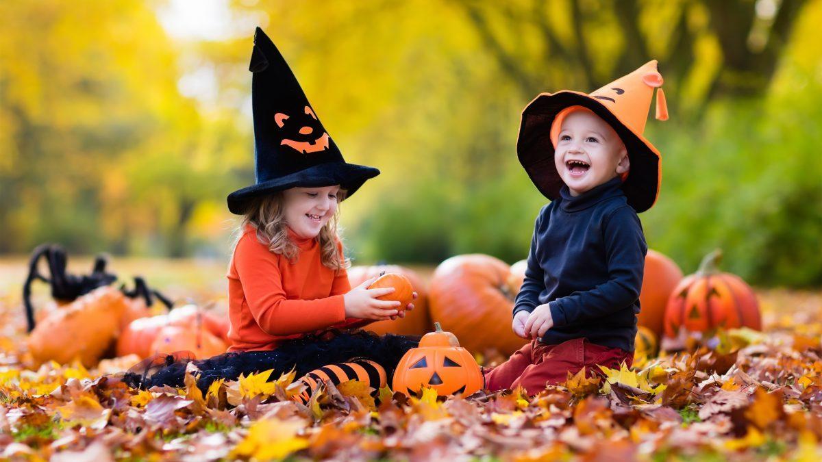 La festa di <span>Halloween</span>.