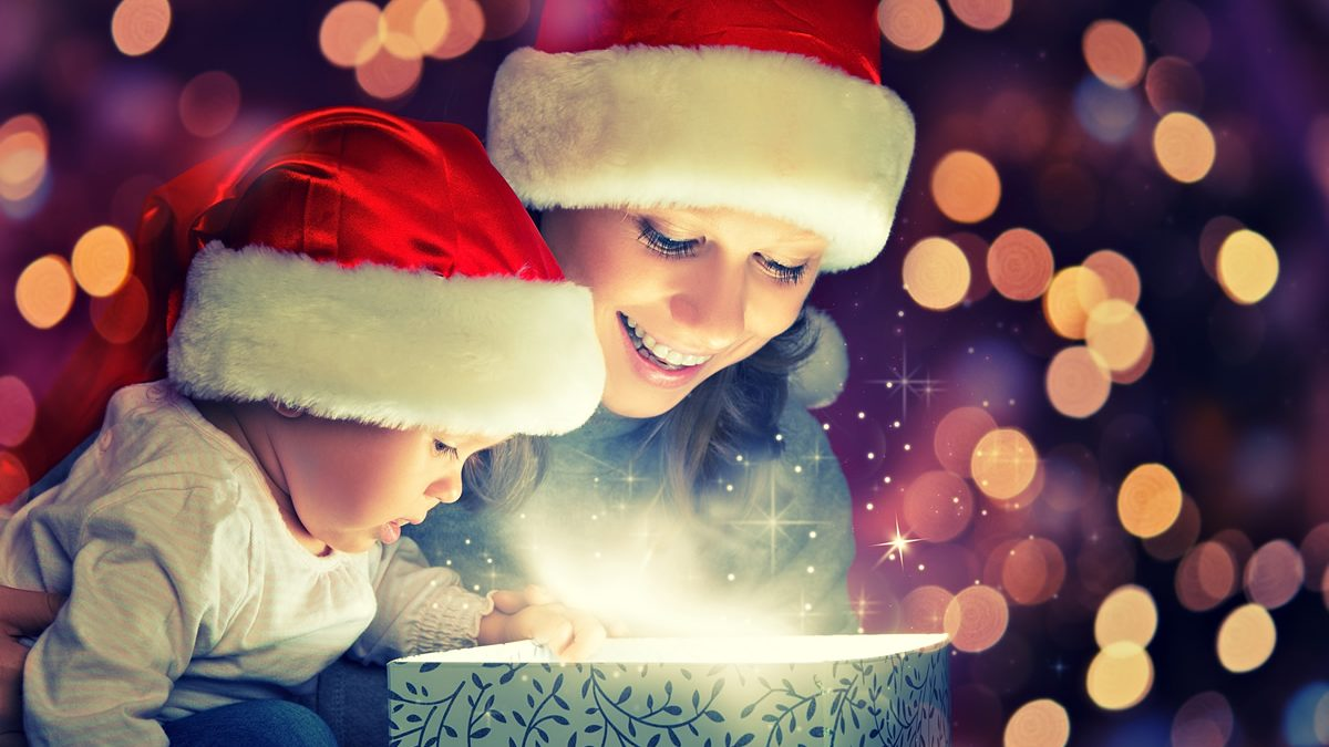 <span>Santa Claus</span> e lo spirito natalizio