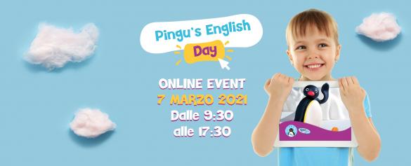 Pingu's English Day