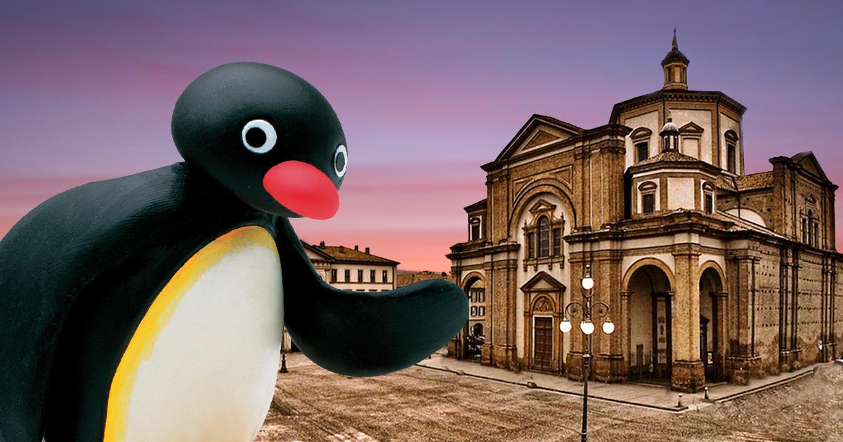 La scuola Pingu's English di <span>Voghera</span>.