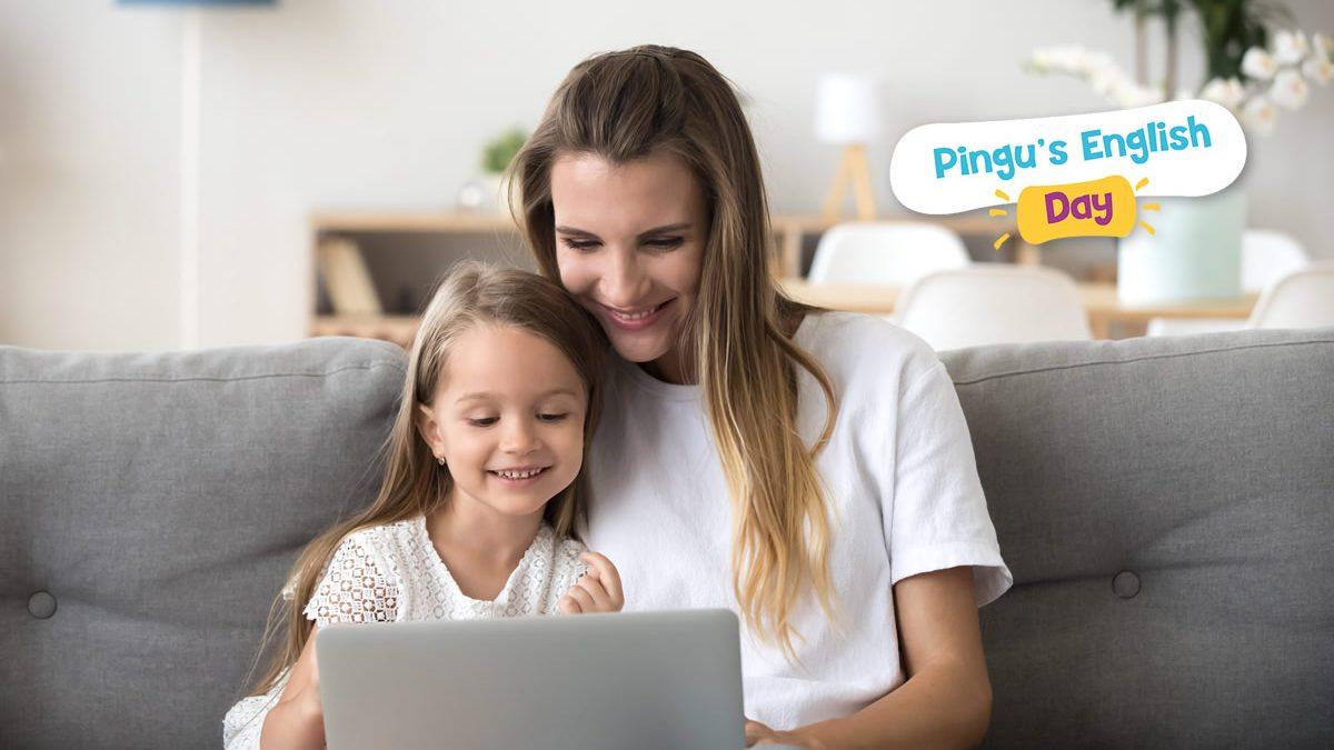 Pingu's English Day: i <span>4 webinar</span>.