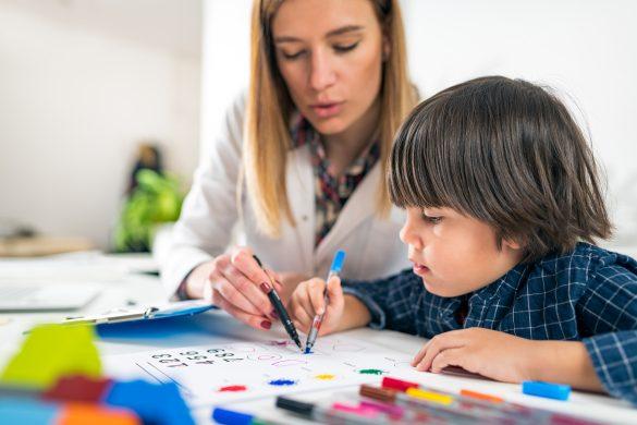 Insegnare ai bambini le parti del corpo in inglese