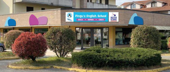 Pingu's English International Kindergarten di Dalmine
