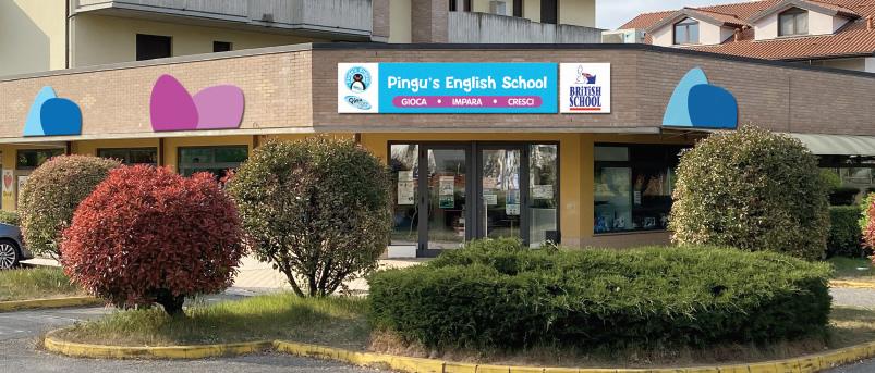 Il Pingu's English International Kindergarten di <span>Dalmine</span>