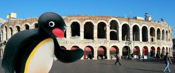 Pingu's English Verona