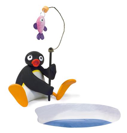 Pingu - Inglese per bambini - Pingu's English