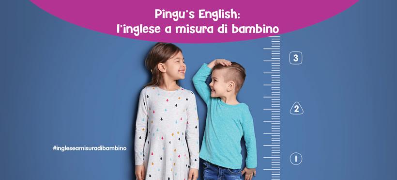 Pingu's English Italia, scuole di inglese per bambini