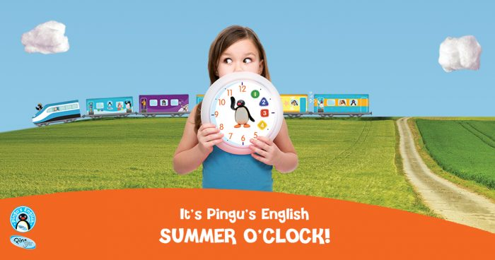 Pingu's English - Summer Camp 2021